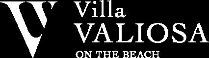 Villa Valiosa on the beach